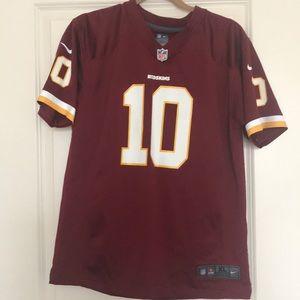 Griffin III Redskins Nike Football jersey  XL